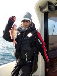 釣り仲間の釣果1