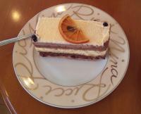 ドゥフィーユ ケーキあれこれ