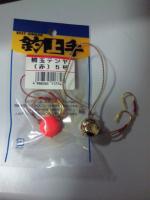 鯛玉テンヤ(市販品)