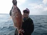 真鯛60cm