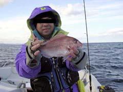 釣り仲間の釣果2