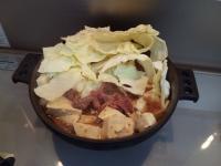 ホルモン鍋1