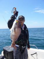 Y氏58cm真鯛