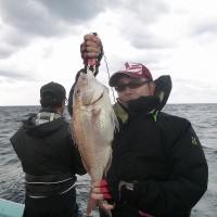 真鯛57cm